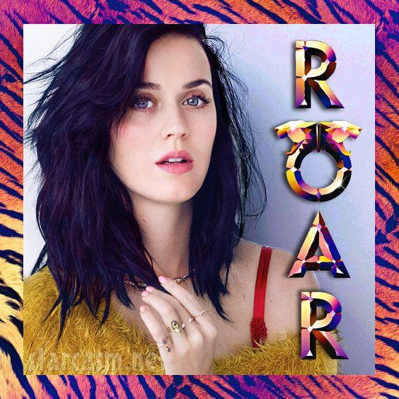 Katy Perry – Roar (single cover art)