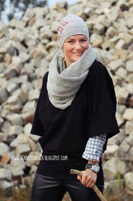 Prülla Sweater Tutorial