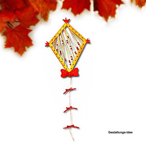 """Fadenflecht-Motive aus Holz """"Herbst"""" - Herbstliche Bastelideen aus Holz. « Herbst « Saisonales Basteln « Basteln im Junghans-Wolle Creativ-Shop kaufen"""