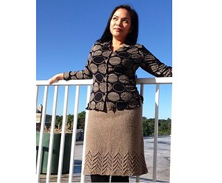 Ravelry: Muti Adult Skirt pattern by Taiga Hilliard Designs