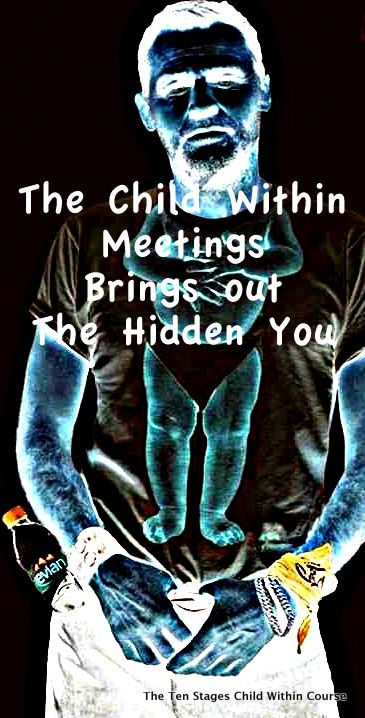 Child Within Journaling, opening up a new channel of communication - The Ten Stages