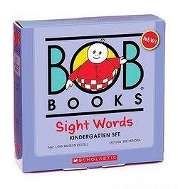 Bob Books : Sight Words Kindergarten by Lynn Maslen Kertell; Sue Hendra (Paperback): Booksamillion.com: Books