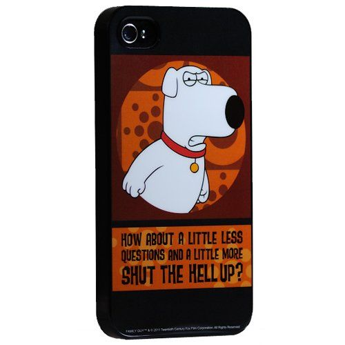 more case for iphone 4s family guy retail packaging case for iphone ...