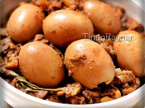 Resep Gudeg Nangka Simpel No Daun Jati Enakkk Oleh Tintin Rayner Resep Resep Makanan Makanan Dan Minuman Resep