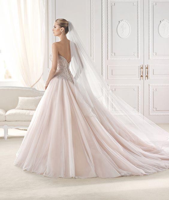 La Sposa 2015 Glamour wedding dress