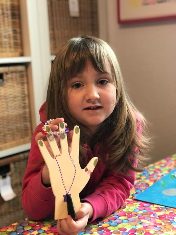 Atelier de bricolage pour les enfants