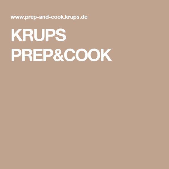 KRUPS PREP&COOK
