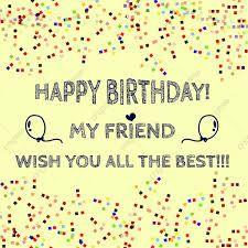 Kad Ucapan Hari Jadi Untuk Kawan Google Search Birthday Best Friends Happy Birthday