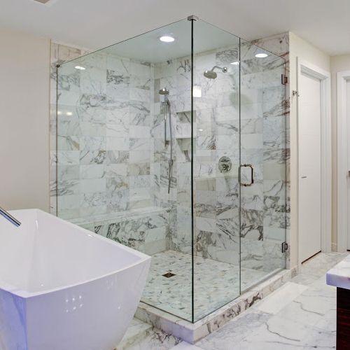 The Original Frameless Shower Doors Receives Angie S List Super Service Award In 2020 Frameless Shower Doors Shower Doors Frameless Shower