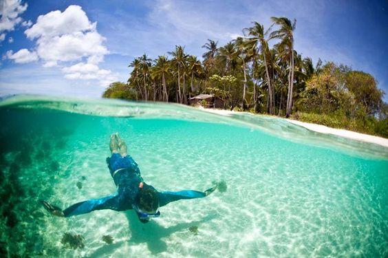 Linapacan Island, Palawan, Philippines. Photo: Scott Sporled