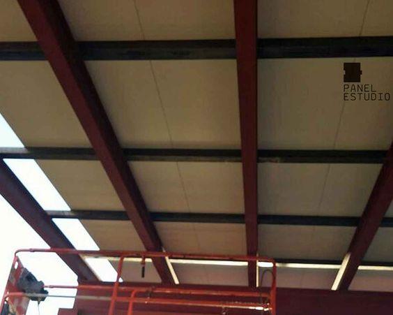 Panel de madera con n cleo aislante para cubiertas - Cubiertas de madera ...