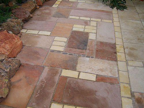 Flagstone Patio Patterns