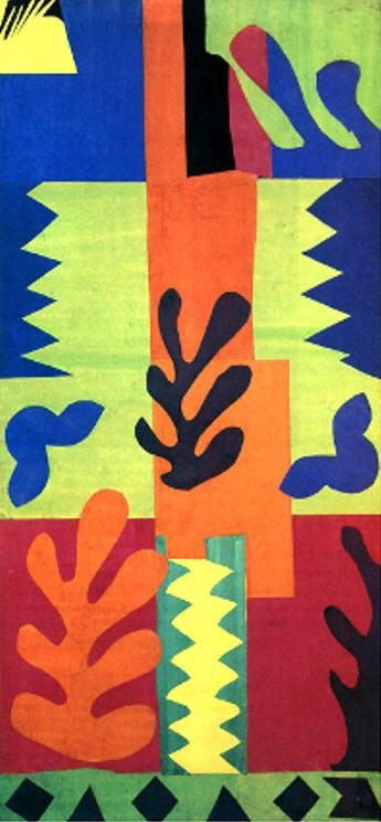 My favorite Matisse!!! The first poster I hung in my first home was of this! Love!: