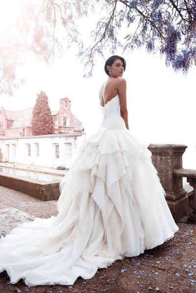 Connie Simonetti   Custom Fitted Wedding Gowns   Hypnotic Allure