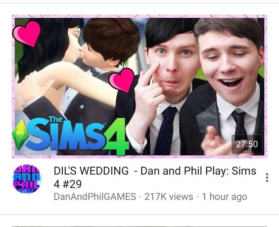 GUYS THEYVE UPLOADED THE WEDDING