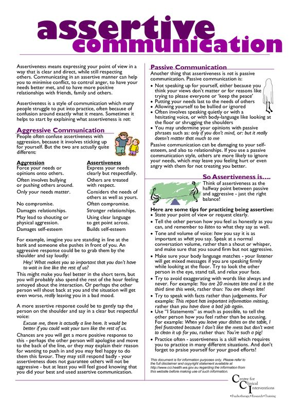 communication styles worksheet Contentsthe five communication stylesthe benefits of understanding the different styles of communicationlearning to identify the different communicati.
