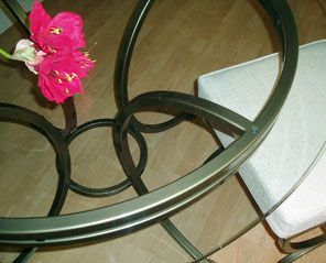 Tuscany table perfect for the dining room or conservatory