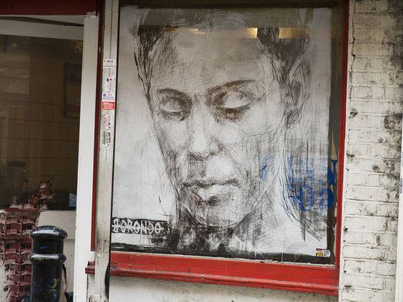 Borondo, Hanbury Street, E1.