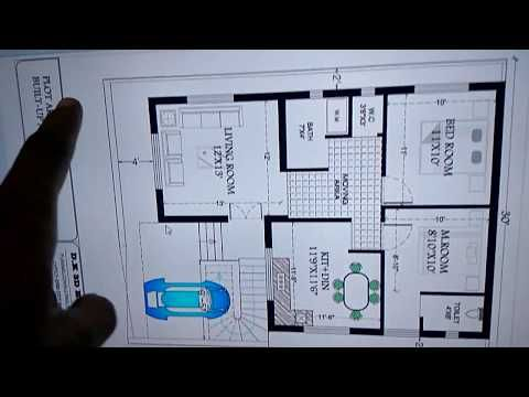 Vastu Map Draw With In 40 Seconds East Face 4 30x40 House Plans House Plans House Map