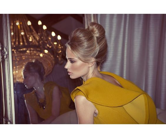 לירז אגם - מעצב שיער - גלריות עם תקריב תמונה - קמפיין 2013