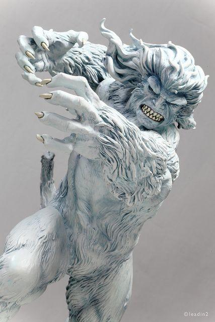 Wendigo | Statue | Bowen Designs Marvel Comics