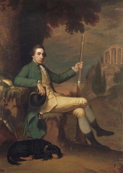 Britain 1769 Thomas Graham, Baron Lyendoch by David Allen or Allan (Scottish artist, 1744-1796):
