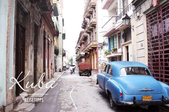 Wie du deine Reise nach Kuba planst
