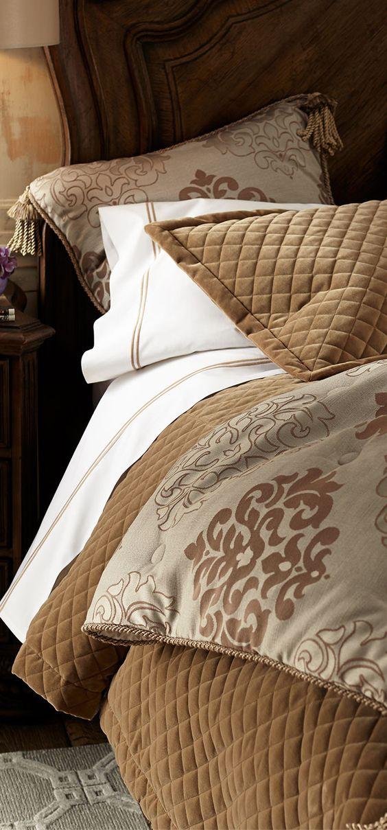 York Bedding Collection Luxury Bedding Sets Pinterest