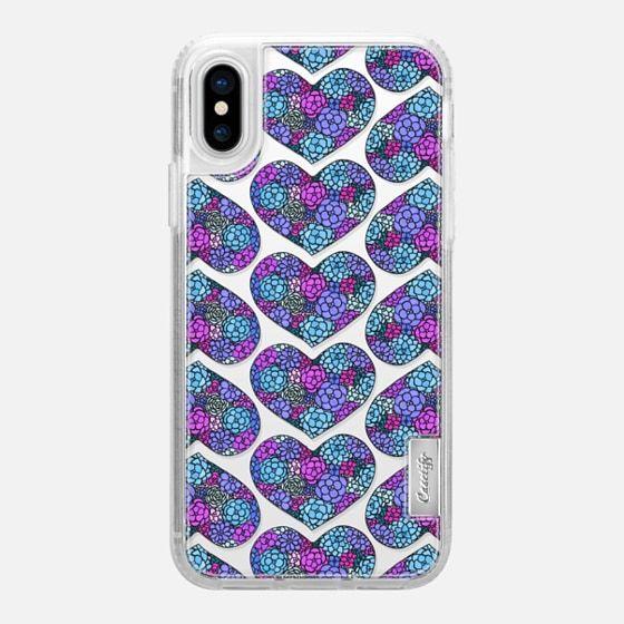Winter Blooms iPhone 11 case