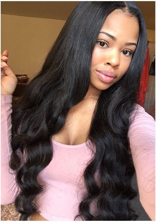 Long hair with weave best long hair 2017 virgin remy sew in weave hair extensions natural straight pmusecretfo Choice Image
