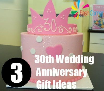30th Wedding Anniversary Gift Ideas For Parents Gift Ideas ...