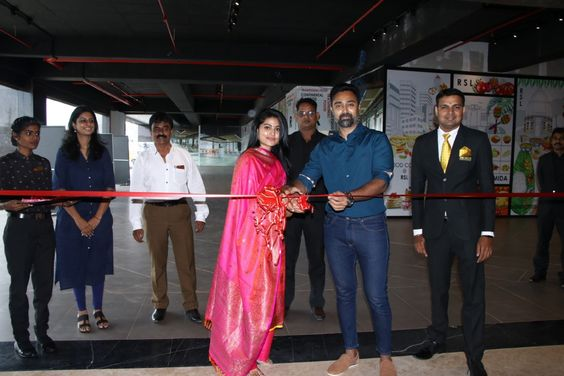 Prasanna & Sneha Inaugurate PVR Multiplex stands out luxurious and plushy emblem in OMR