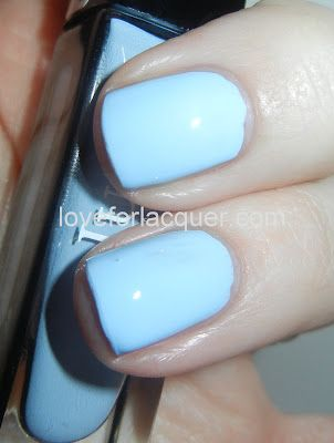 ***SOLD*** Jessica by Julep Soft baby blue crème. New $4.00