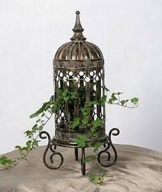 decorated birdcages - Google Search