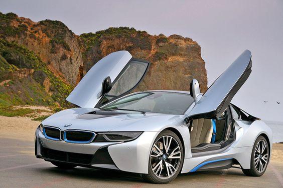 Novedades del Salón de París 2014  BMW  i8