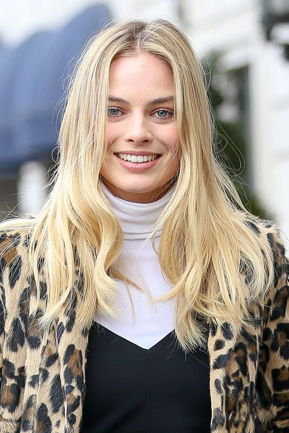 """womenfaces: """" Margot Robbie - 2016/02 Out in New York City """""""