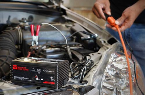 A Car Battery Is What Helps The Vehicle Start Up And Continue