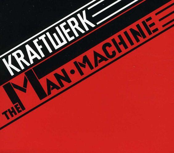 Kraftwerk - The Man Machine, Blue