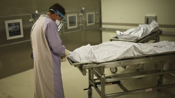 Bodies Pile Up As Detroit Morgue Plans Outsourcing To Cut Costs