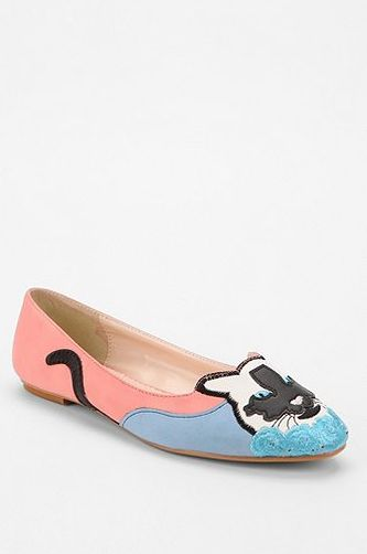 Trend: Springtime Flats #urbanoutfitters