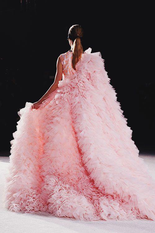 Giambattista Valli Couture 2015 Backstage