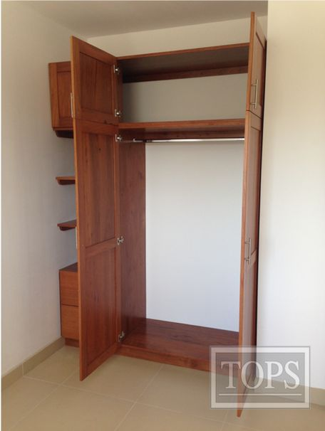 Muebles de Cocina, Baño, Closet a la medida  Melamina  Madera