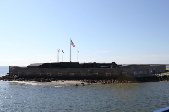 Fort Sumter- Charleston, SC