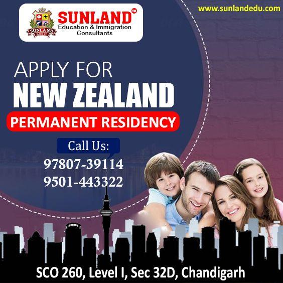 New Zealand Pr New Zealand Permanent Residency Sunlandedu