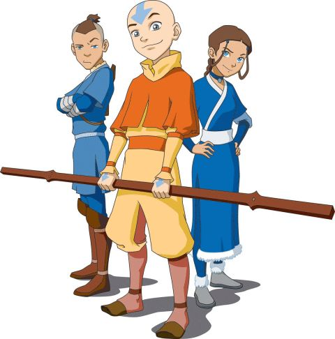 Avatar: The Last Airbender. My favorite animated television series