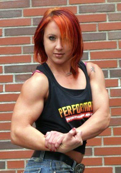 Muscular Women In The World 100