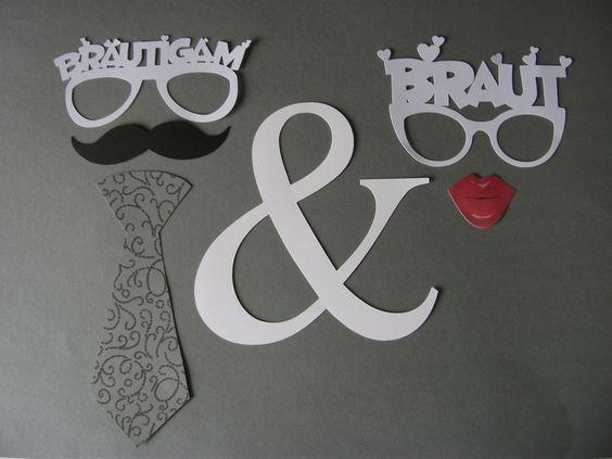 Ein neues Set für den Junggesellenabschied oder die Hochzeit selber. Wer den Unterschied an der Kleidung nicht sieht, wird definitv durch die Brill...