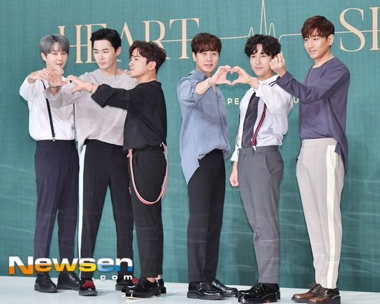Shinhwa Has Come Back With The 20th Anniversary Of His Debut Album Debut Album 20th Anniversary Comebacks