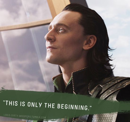 """Loki's Dirty Whispers - Submission: """"This is only the beginning."""""""