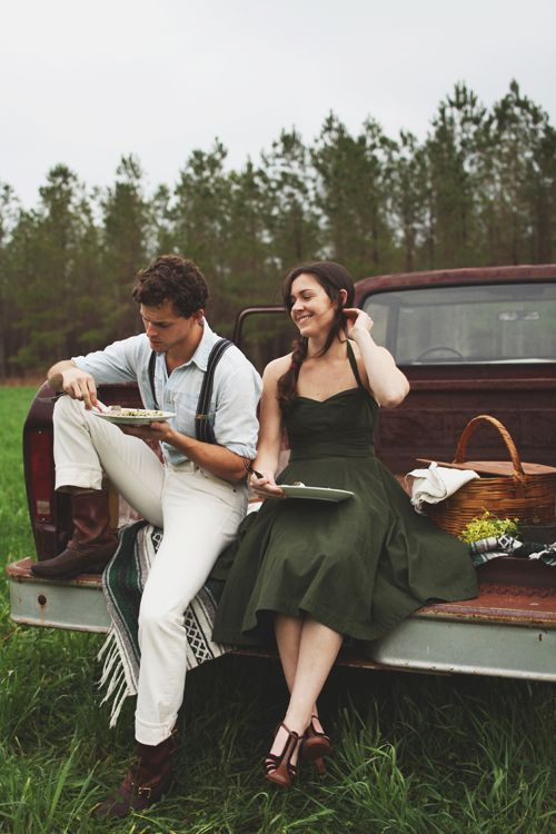Engagement photos!! Roost - Roost: A Simple Life